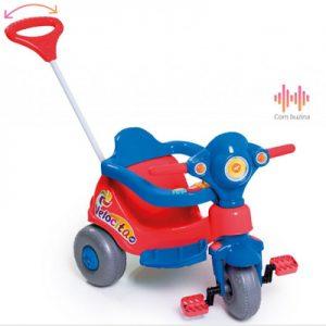 Triciclo Calesita Velocita - Sapeca Brinquedos
