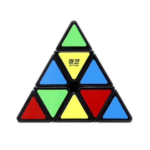 Cubo Mágico Profissional Pirâmide Cuber Pro Pyra - Sapeca Brinquedos