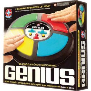 Jogos Genius Estrela