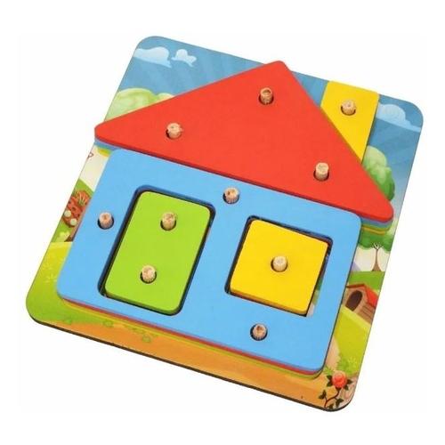 Brinquedos Casa Pedagógica