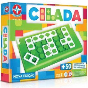 Jogo Cilada - Estrela - Sapeca Brinquedos