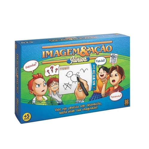 Jogo Imagem & Ação Júnior - Grow - Sapeca Brinquedos
