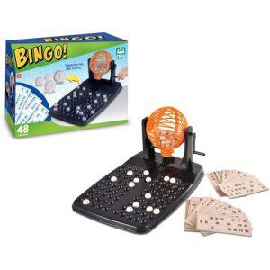 Brinquedos Jogo de Bingo Sapeca Brinquedos