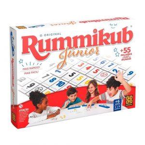 Jogo Rummikub Junior - Grow - Sapeca Brinquedos