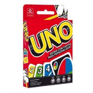 Jogo Uno - Copag - Sapeca Brinquedos