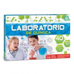 Laboratório de Química - NIG Brinquedos - Sapeca Brinquedos