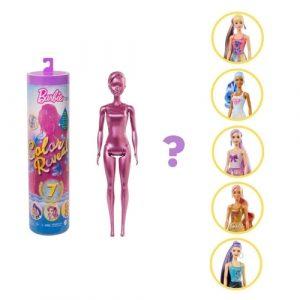 Boneca Barbie Color Reveal