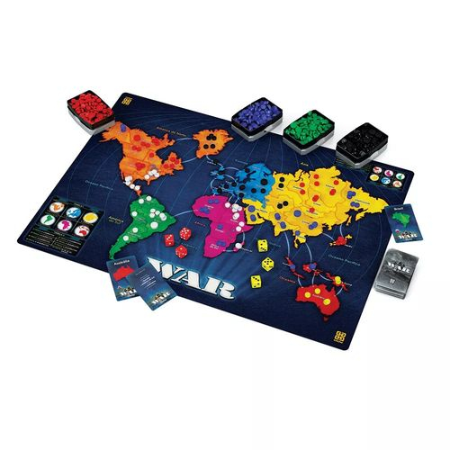 Jogo War Grow - Sapeca Brinquedos