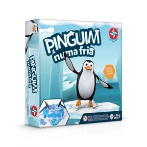 Jogo Pinguim Numa Fria - Estrela - Sapeca Brinquedos
