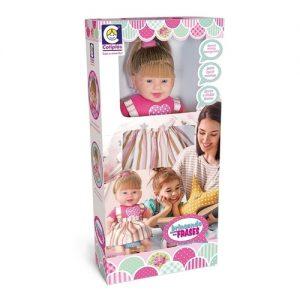 Boneca Brincando Com As Frases - Cotiplás - Sapeca Brinquedos