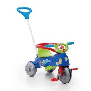 Triciclo Ta Te Tico Azul - Calesita - Sapeca Brinquedos