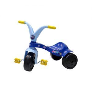 Sapeca Brinquedos - Triciclo FokinhaTriciclo Fokinha Azul - Xalingo - Sapeca Brinquedos